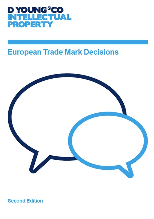 TM book  European Trade Mark Decisions