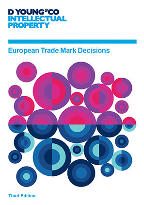 TM book  European Trade Mark Decisions