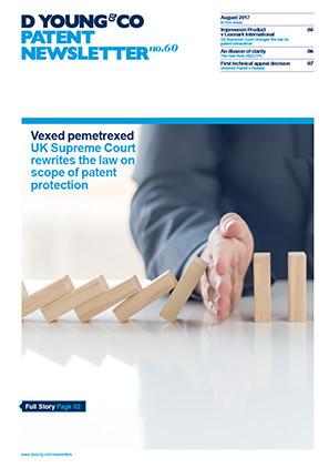 Patent Newsletter No.60