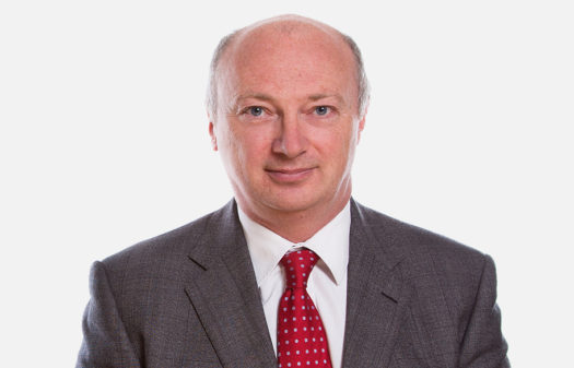 Profile of Nigel Robinson